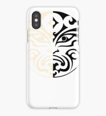 House of Black and White iPhone Case/Skin