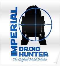 Imperial Droid Hunter - Astromech Poster