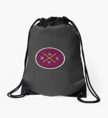 Aston Villa - B6 Badge Drawstring Bag