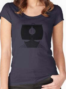 House Seaworth Women's Fitted Scoop T-Shirt