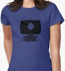House Seaworth Womens Fitted T-Shirt
