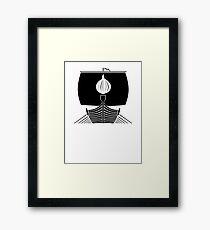 House Seaworth Framed Print