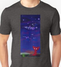 Yarny's Wide World Unisex T-Shirt