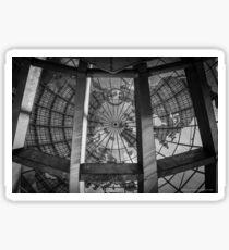 Underneath The Unisphere | Flushing, New York Sticker