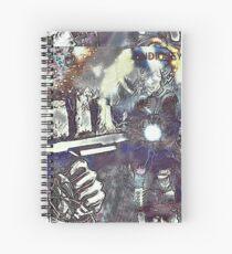 villains Spiral Notebook