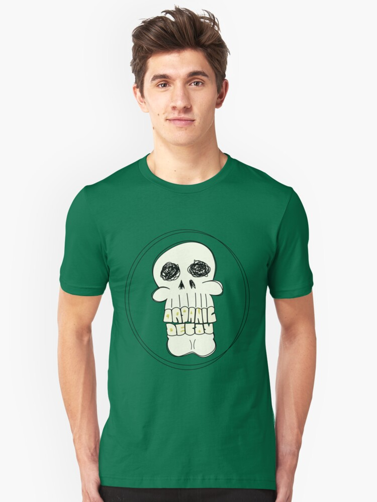Brush Your Teeth Unisex T-Shirt Front
