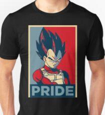 Vegeta -- Pride Poster [1/3] Unisex T-Shirt