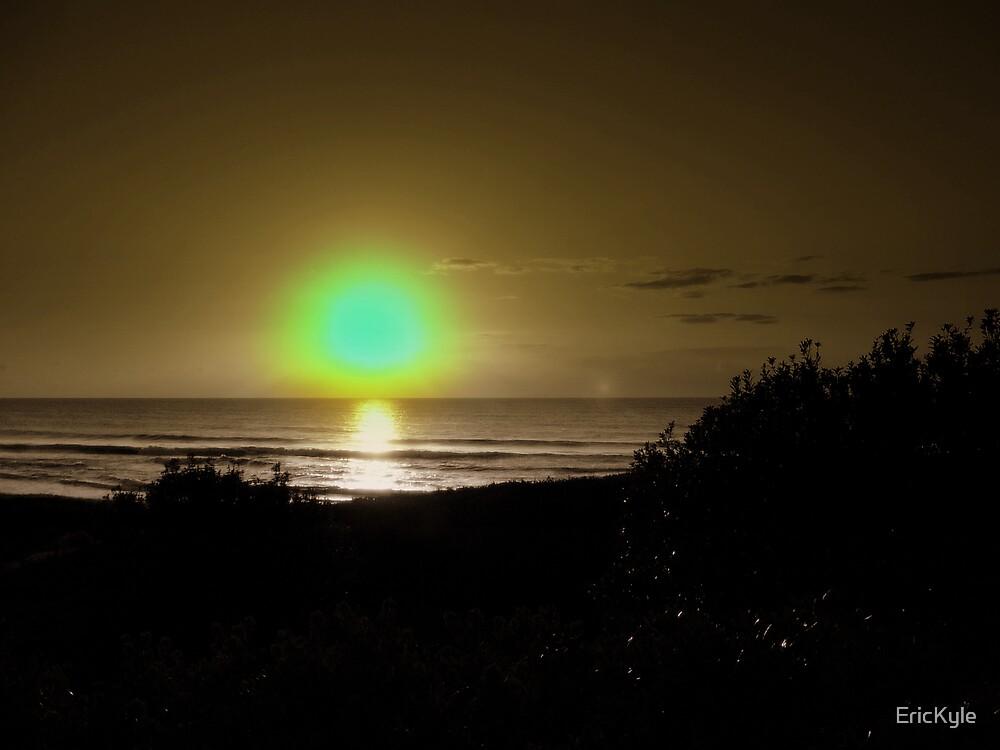 SUTTLE SUNRISE by EricKyle