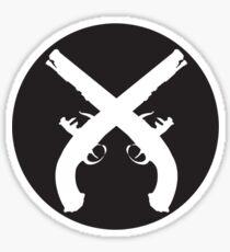 New Holland Guns Sticker