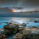 Queensland Sunrise by Dean Bailey