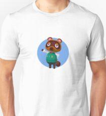 Tom Nook Animal Crossing Unisex T-Shirt