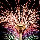 Happy New Year Seattle by ChrisBinSEA