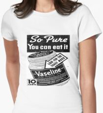 vaseline Women's Fitted T-Shirt