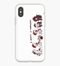 Two Months in Hoofington iPhone Case