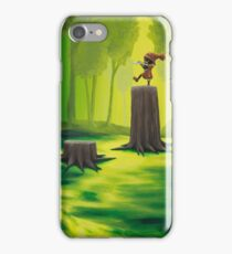 Lost Woods iPhone Case/Skin