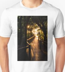 To the beach - Palm Cove, Queensland Unisex T-Shirt