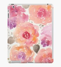 Watercolor Floral Phone Case iPad Case/Skin