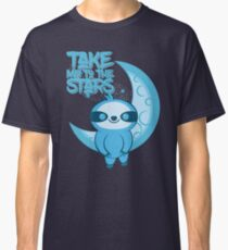 Moon Sloth takes you to the Stars Classic T-Shirt