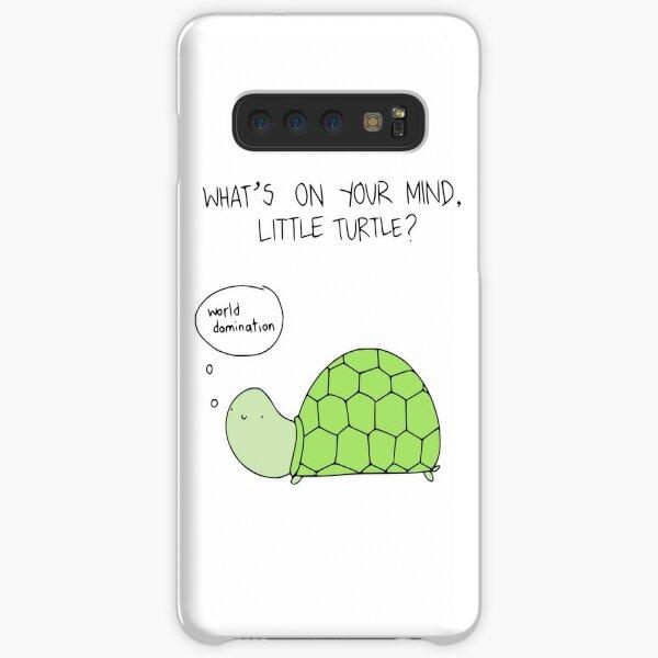 Turtle World Domination Samsung Galaxy Snap Case
