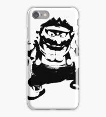Weathered Wario iPhone Case/Skin