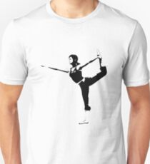 Weathered Wii Fit Trainer Unisex T-Shirt