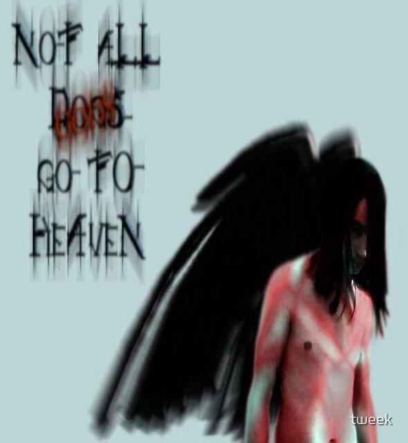 dying confession. by tweek