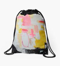 WallFlower Drawstring Bag