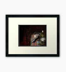 Out Of The Wood Framed Print