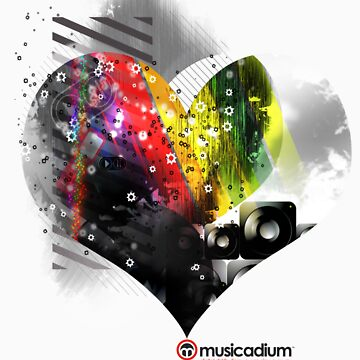 I Heart Musicadium  by musicadium