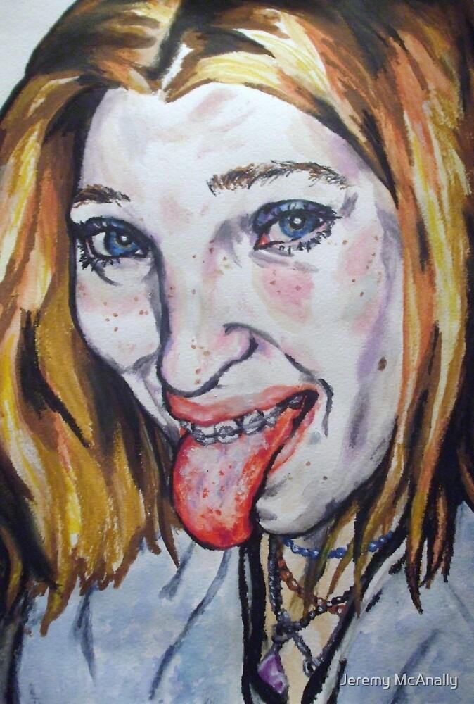 Olivia by Jeremy McAnally