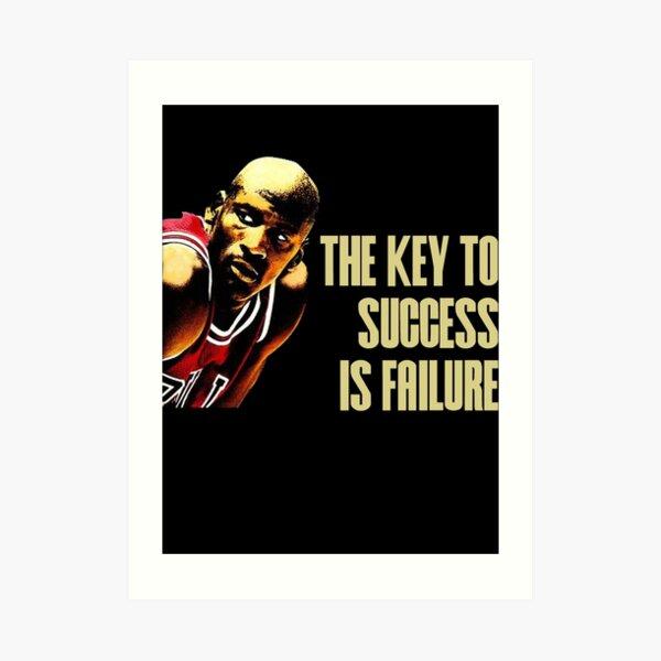 Michael Jordan Lámina artística
