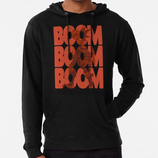 Boom Boom Boom - Bakugou Katsuki Sudadera ligera con capucha