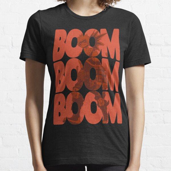 Boom Boom Boom - Bakugou Katsuki Camiseta esencial
