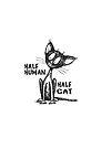 Half Human, Half Cat by jitterfly