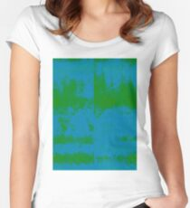 Quantify (Earth) Women's Fitted Scoop T-Shirt