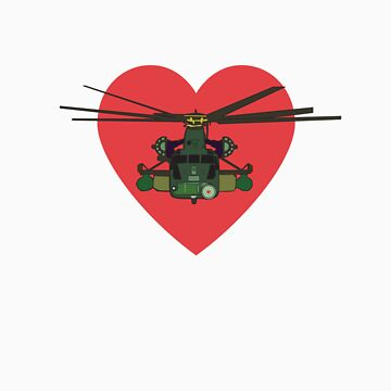 Chili Soldier Chopper by dfield