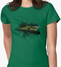 Tank Women's Fitted T-Shirt