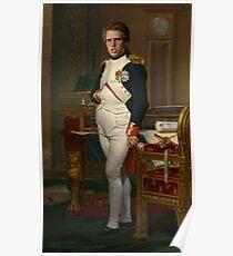 Napoleon Dynaparte Poster