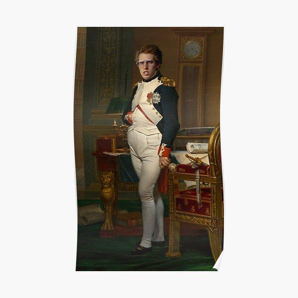 Napoléon Dynaparte Poster