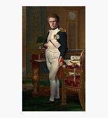 Napoleon Dynaparte Photographic Print