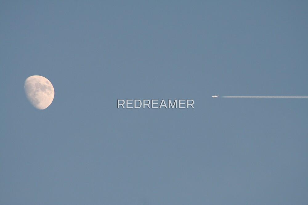 REDREAMING FLIGHT by REDREAMER