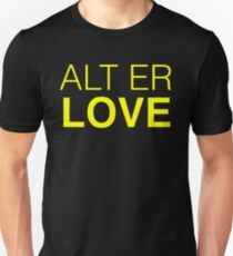 SKAM ALT ER LOVE Unisex T-Shirt