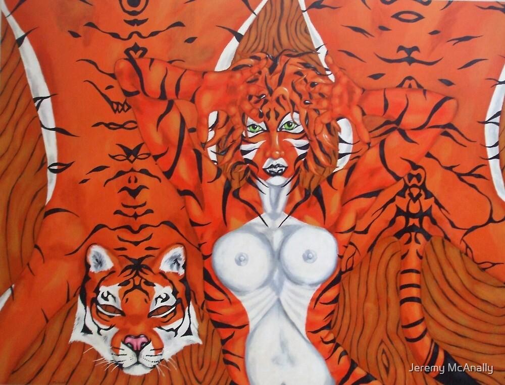 Huntress by Jeremy McAnally
