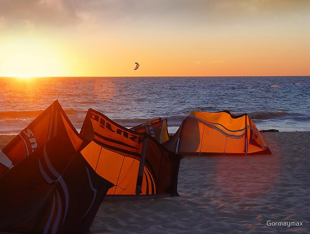 Evening Kites by Gormaymax