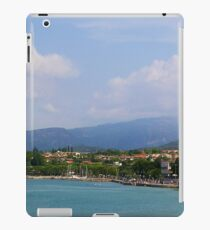 A Village on Lake Garda iPad Case/Skin