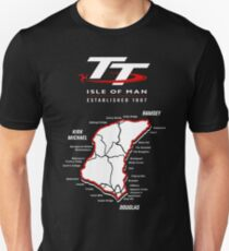Isle of man Unisex T-Shirt
