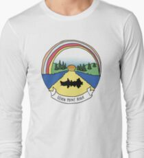 eleven point river Long Sleeve T-Shirt