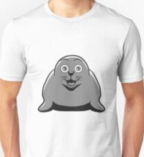 seal funny cute Unisex T-Shirt