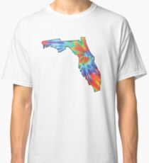 Florida State Tie Dye Classic T-Shirt