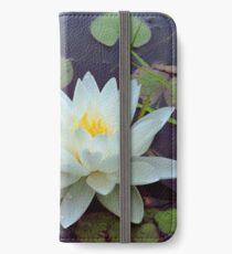 Lily iPhone Wallet/Case/Skin